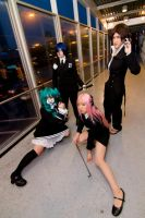 secret police - vocaloid by omae-no-yome