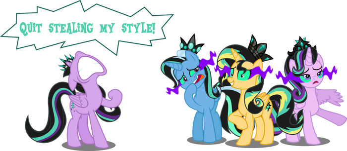 Twivine and the new Plunder Princesses by Orin331