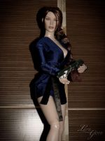TR2 : Custom Tonner Lara Croft by Laragwen