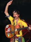 Eugene Hutz of Gogol Bordello by ioanacarlig