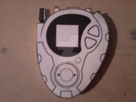 Color Your Own D-3 Digivice PaperCraft by SuperVegeta71290