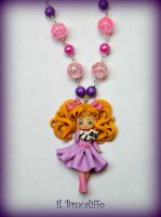 Candy Candy and Clean by BrucaliffoBijoux