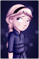Young Elsa by heeyjayp17