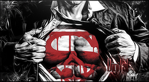 SuperMan Sig by RodTheSecond