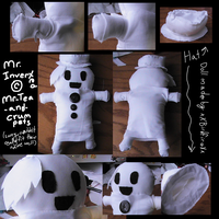 Mr. Inverted Doll by xXBirdfireXx