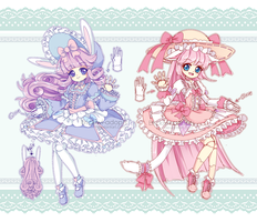 [CLOSED] Lolita Doll Adopts by Erickiwi-adopts