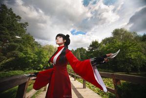 Mai`s power. Avatar: The last Airbender Mai by TheWisperia