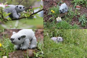Henry the Wombat by vombatiformes