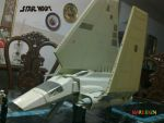 The Imperial Shuttle STAR WARS TOY SHIP 1985 by harlekin9
