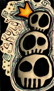 3 Skully by reavel