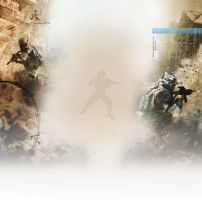 Ghost Recon - YouTube Background by MiniDudeMD