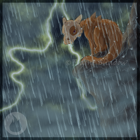 96. In the Storm by Flame-Shadow