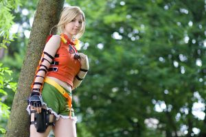 Rikku - Destiny awaits us by Rayi-kun