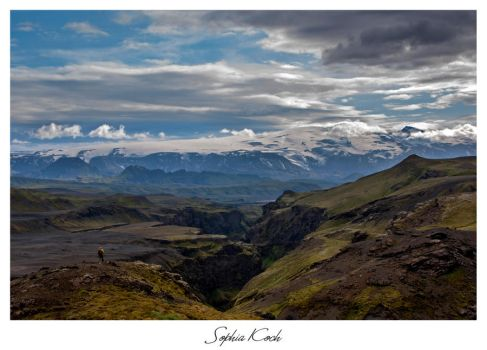 The way to Mount Doom by Soffeline