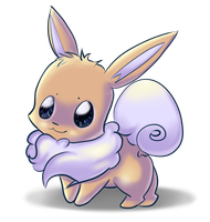 Eevee by Paytience