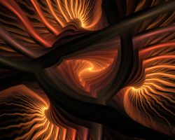 Antelope Canyon by SuicideBySafetyPin