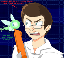 Angry Video Game Nerd Adventure's by xXSKY64Xx