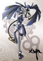 Clockwork Doll by Xenosnake