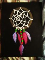 Dreamcatcher by IndifferentSociety