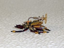 Steampunk-Clockpunk Bugs 40 by dkart71