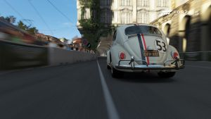 Herbie close up by DrifterXRacer