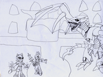 """SK12 """"Battle in the Ruins"""" by spdy4"""
