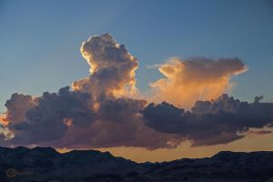 Clouds and Ranges LV by katu01