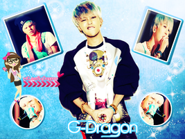 G-DRAGON :D by MrsKwon8