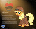 General Applejack - profile info by A4R91N