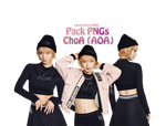 {PNG/Render #174 - #175 - #176} ChoA (AOA) by Larry1042k1