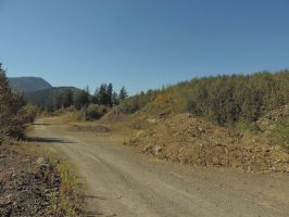 Promontory mountain~9/15/2014~16 by Mathayis