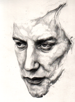 Donald Sutherland - WIP by Chaotic2