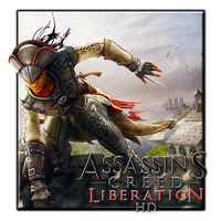 Assassin's Creed 3 Liberation HD  icon by pavelber