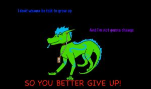 Grow Up-Redone by Chedtim