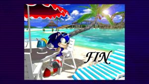 Sonic's Ending by UKD-DAWG