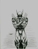 logan-wolverine by -vassago-