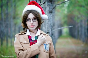 Holiday Hanji Zoe by MeganCoffey