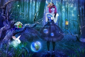 Like the Alice by Alosa