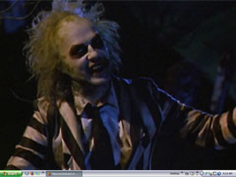 Beetlejuice Desktop by NeurosesImbued