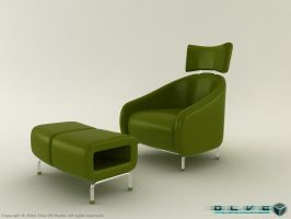 Rest Chair by olve3d