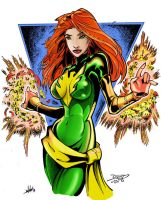 Jean Grey by firepunk626