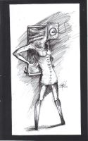 Melded Figure by Ray-of-Afterlife
