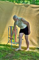 2015-06-10 Beach Chair Poses 42 by skydancer-stock