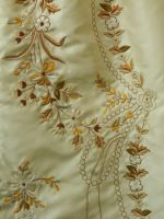 Embroidery Detail by FreyaAbendstern