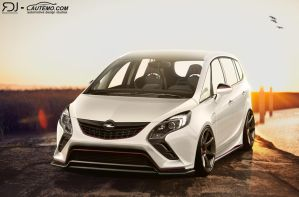 Opel Zafira - BPC 2012 Final - Champion by RDJDesign