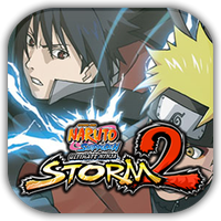 Naruto NS 2 Game Icon by Wolfangraul