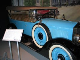 1924 Moon 6-50 by LtNathanHale