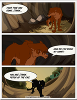 Greater Paths:Into the Fire - Pilot Page 4 by leafclan99