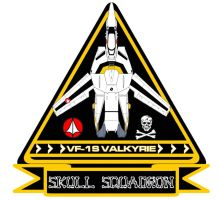 Robotech Skull Squadron by viperaviator