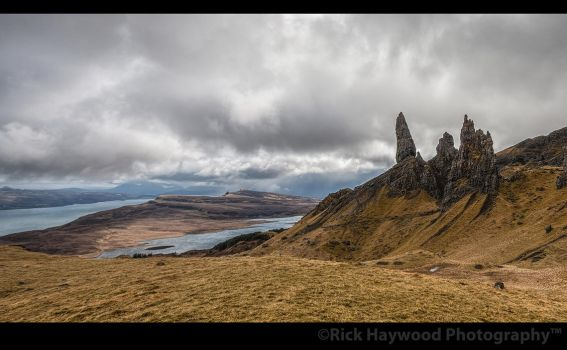 The old man of Storr 175 13s by Haywood-Photography